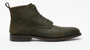 1. Corte clásico: Drago Boots de Talf. Precio: 301 euros.