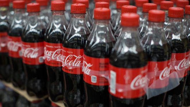 Coca Cola quiere crear bebidas con marihuana
