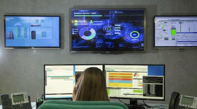 Monitorización de los sistemas de una empresa con Pandora.