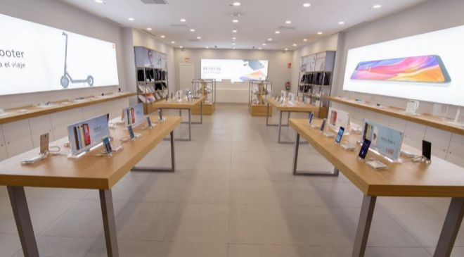 La nueva tienda Xiaomi Preference Partner que se abrió el pasado...
