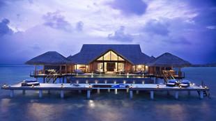 Viajamos a <strong>Maldivas</strong> para inhalar el aire fresco...