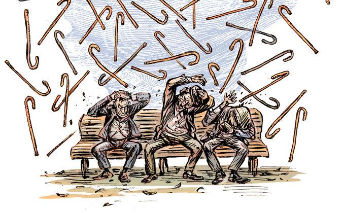 Ilustración Ulises Culebro