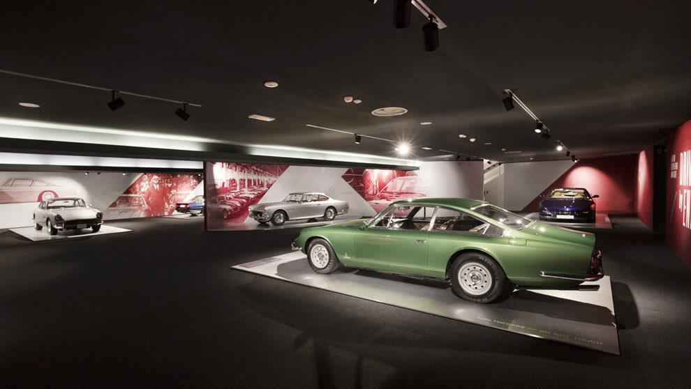 Driven by Enzo, el museo que expone una colección de modelos...
