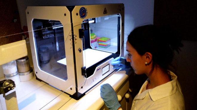 ¿Hay que patentar un órgano vital impreso en 3D?