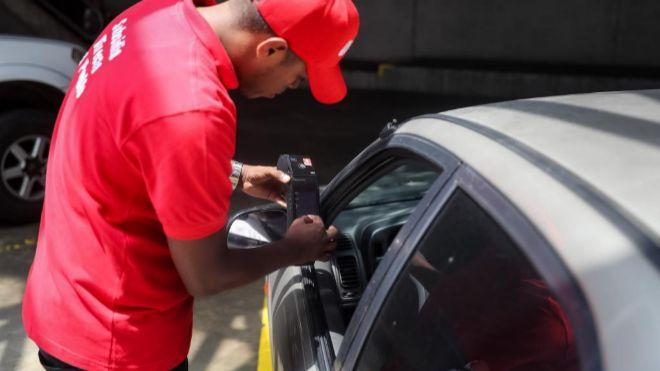 Este lunes se instalará el sistema de biopago en gasolineras del país