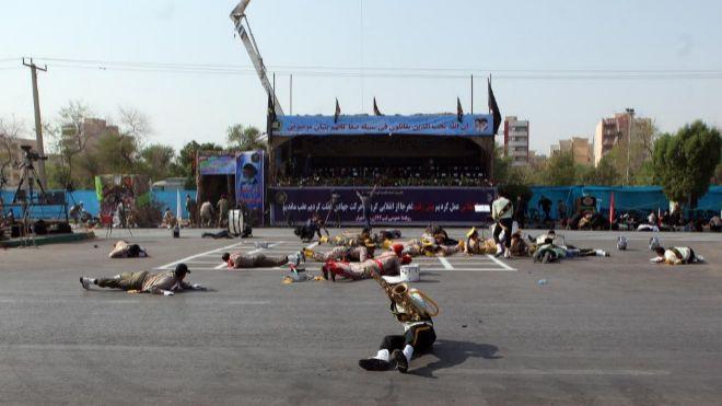 Irán acusa a