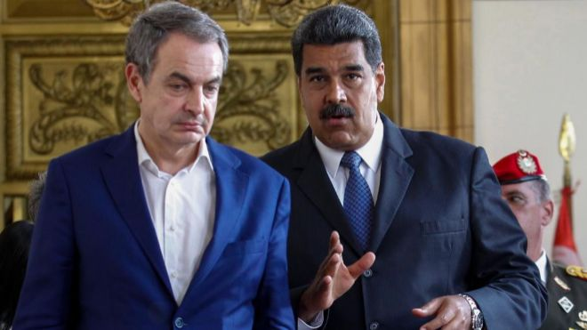 España presentará protesta vía diplomática por críticas a Zapatero