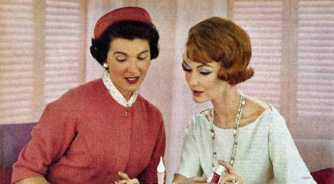Avon fue fundada en 1886 por un vendedor de libros puerta a puerta.