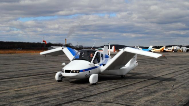 Transition, el primer coche volador del mundo, estará a la venta en octubre