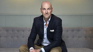 Christian Knoop, director creativo de IWC, encargado de idear la...
