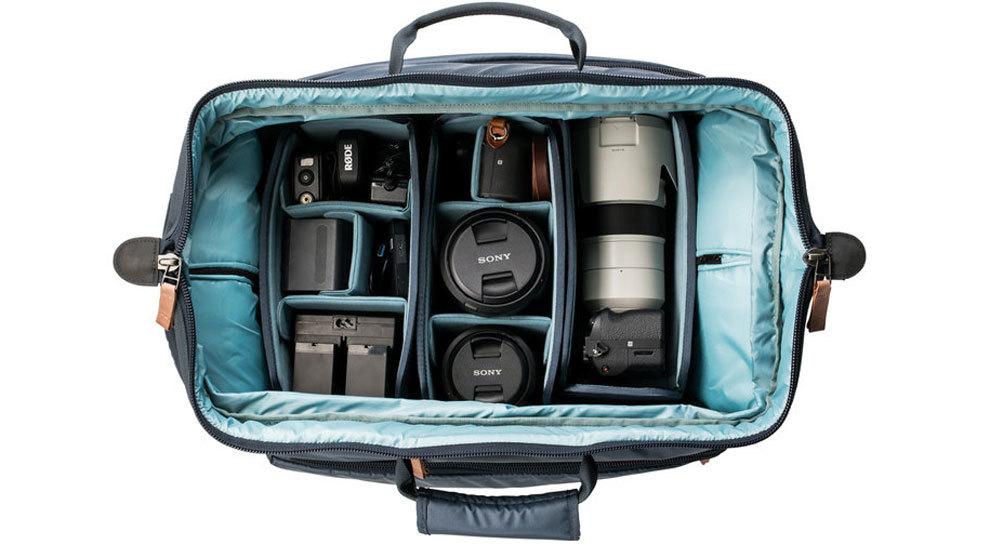 La mochila pensada para fotógrafos Shimoda Design tiene un precio que...