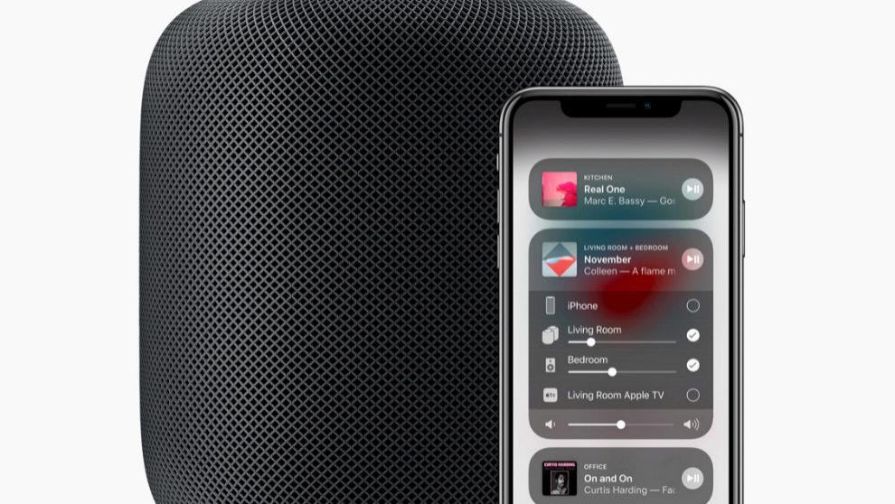 HomePod, de Apple, el nuevo altavoz inteligente que funciona sin...