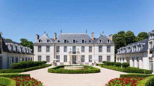 El Chateau du Coudreaceau, un castillo francés que ofrece una...