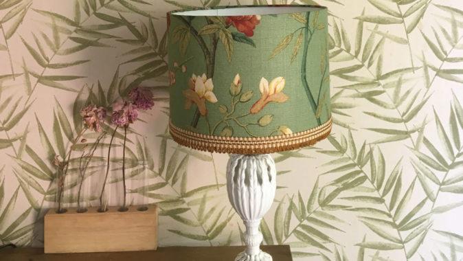 Other Lamps De Forrar Armazones De Ikea A Crear Las Lámparas De