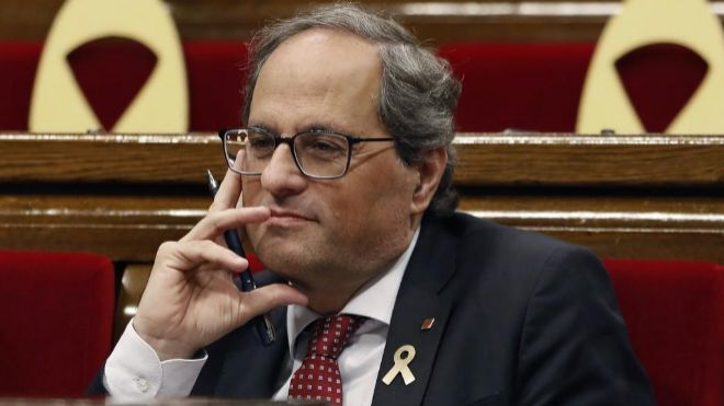 Toman calles de Cataluña para exigir independencia