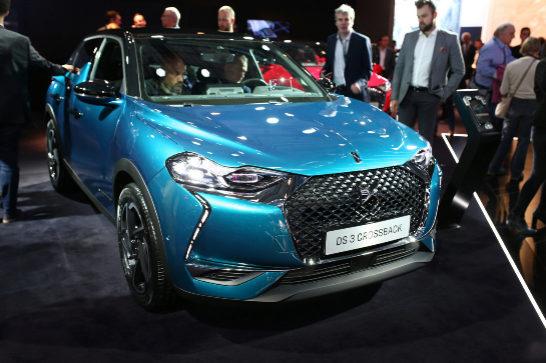 El primer coche eléctrico de la marca de lujo del grupo PSA, con...