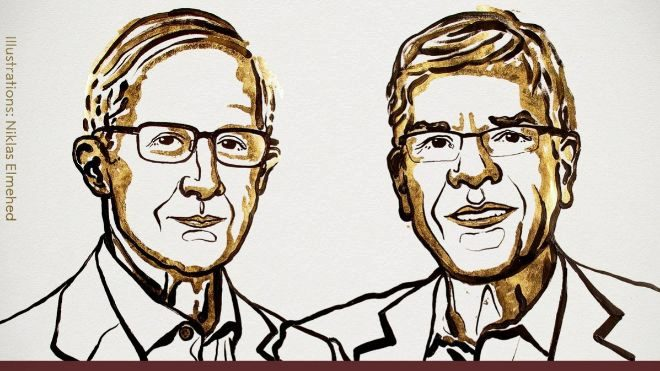 William D. Nordhaus y Paul M. Romer, Premio Nobel de Economía 2018