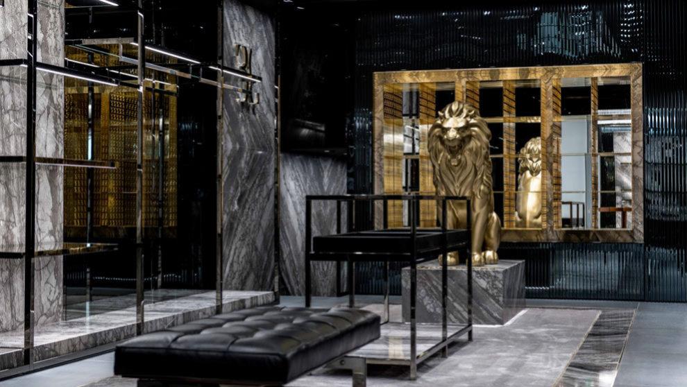 """Billionarie opta por el concepto de """"lujo"""" en sus..."""