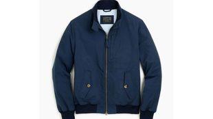 La chaqueta Harrington, una prenda que todas las firmas incluyen esta...
