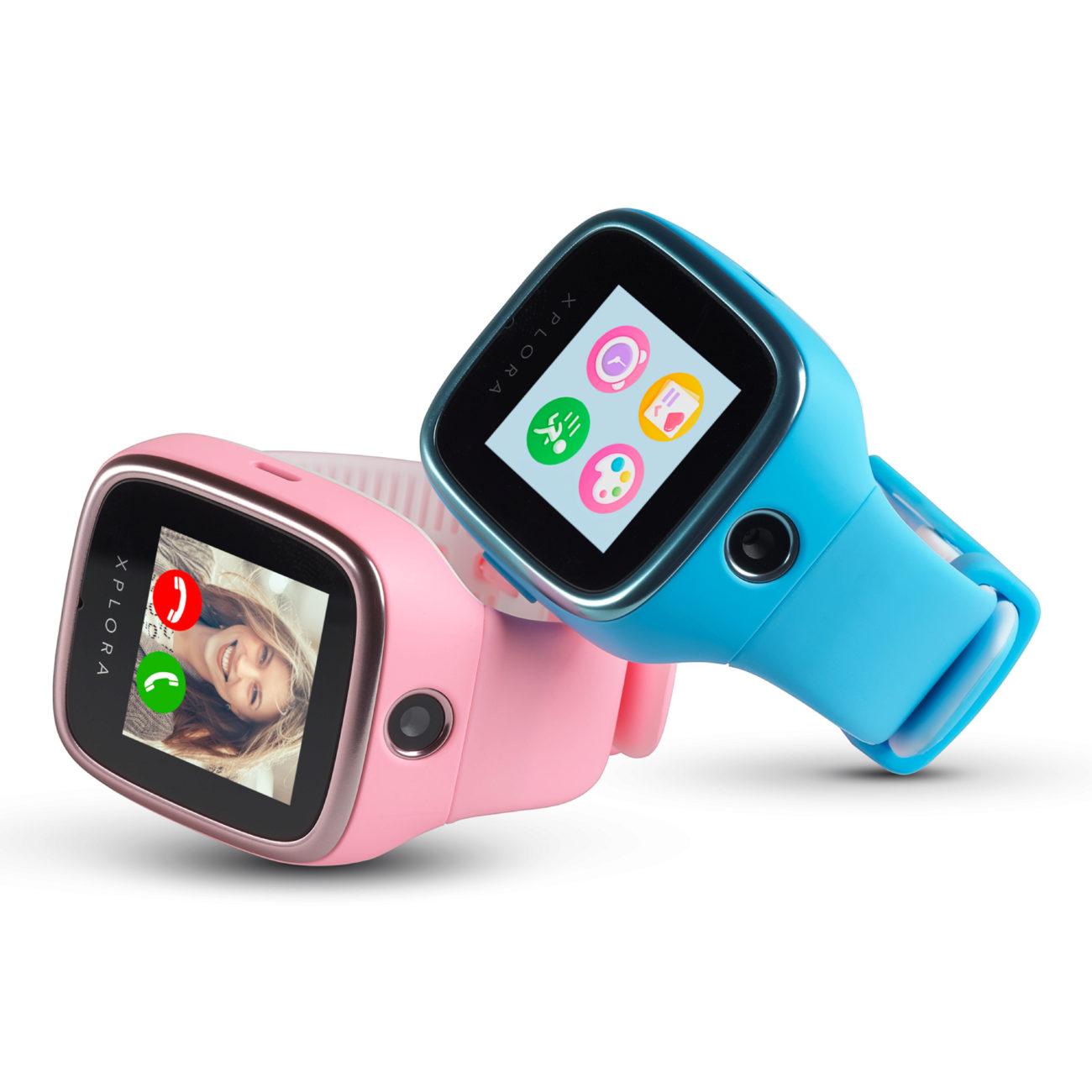 gran descuento 921f6 aedaf XPLORA 3S: el móvil con forma de reloj para niños. Precio ...