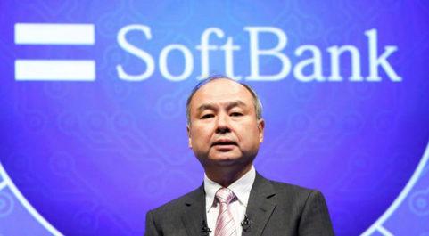 El consejero delegado de Softbank, Masayoshi Son.