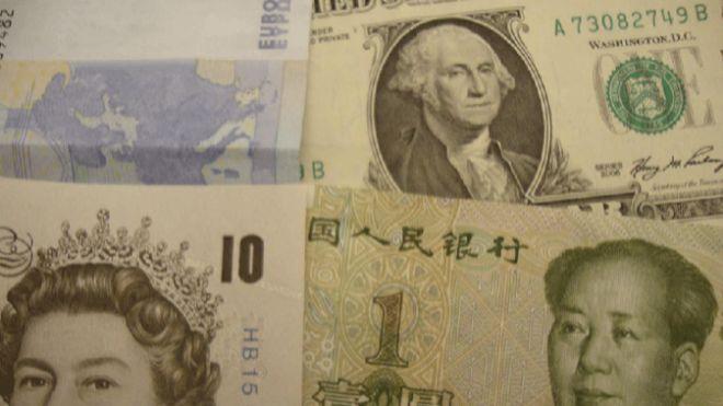 El dólar y el oro no ejercen esta vez de activos refugio