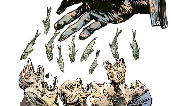 Ilustración: Ulises Culebro