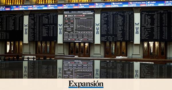 ¿Dónde está el soporte de la Bolsa española?