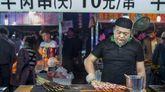 Un mercado en China en una imagen de archivo.