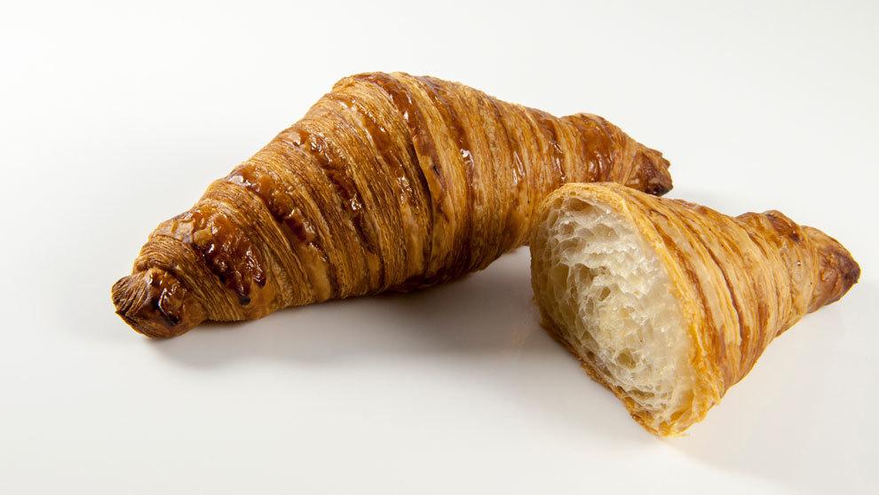 El croissant de la pastelería Sant Croi de Albert Roca es el más...