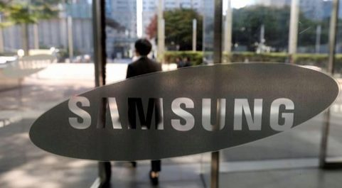 Vista de la sede de Samsung Electronics, en Seúl, Corea del Sur.