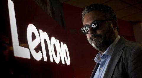 Miguel Hernández como Product Manager Leader de Lenovo para España.