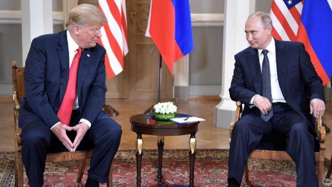 Trump anuncia que pondrá fin a un acuerdo nuclear clave con Rusia