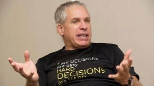 Uri Levine, emprendedor y fundador de Waze.