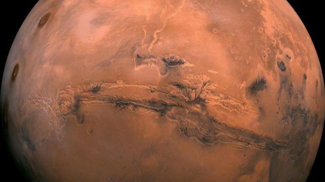 En Marte hay oxígeno suficiente para albergar vida microscópica