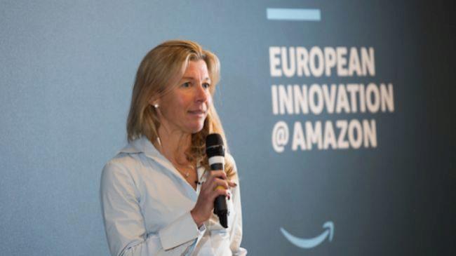 Sophie Noel es responsable en Europa de Alexa Service Voice.