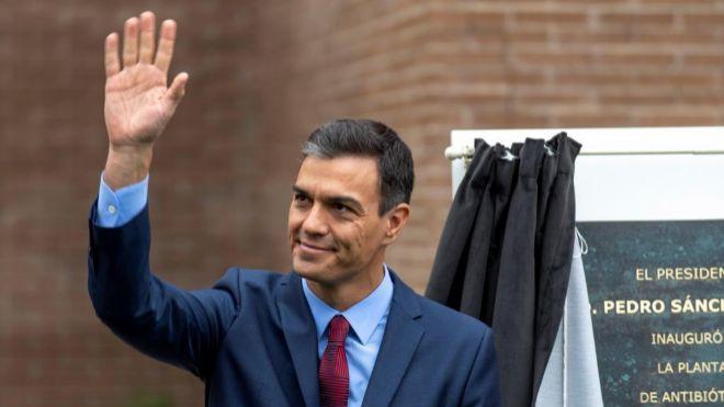 Pedro Sánchez asegura que entre 2018 y 2019 se crearán en España más de 800.000 empleos