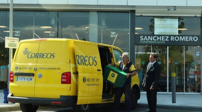 Supertech ha desarrollado la tienda online de Sánchez Romero.