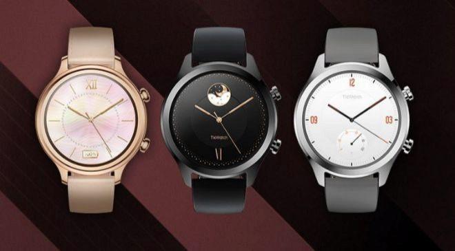 Y C2El Por Relpaldado Reloj Ticwatch Inteligente Mobvoi