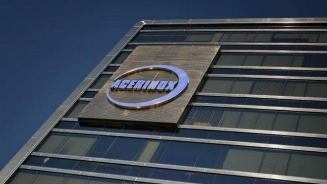 Sede de Acerinox en Madrid.