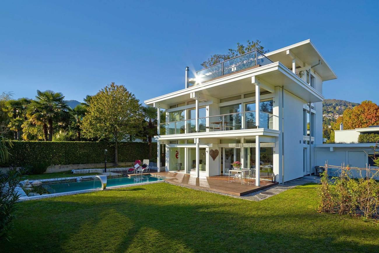 Casas Construidas Con Madera Y Vidrio Fueradeserie Arquitectura
