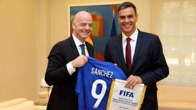 FIFA dice que el Girona-Barcelona debe jugarse en España