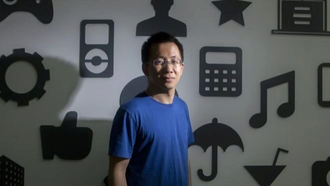 Zhang Yiming, fundador de Bytedance.