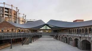 La ciudad de Támesis en Londres inaugura un nuevo espacio comercial :...