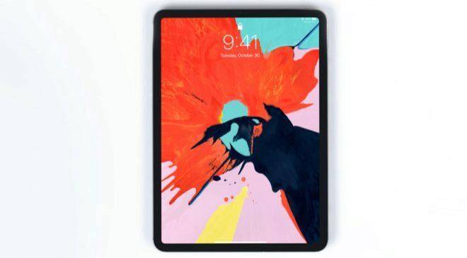 Apple renueva el iPad Pro, ahora sin marcos