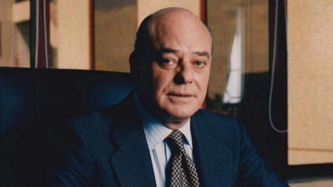 El inversor Juan Abelló.