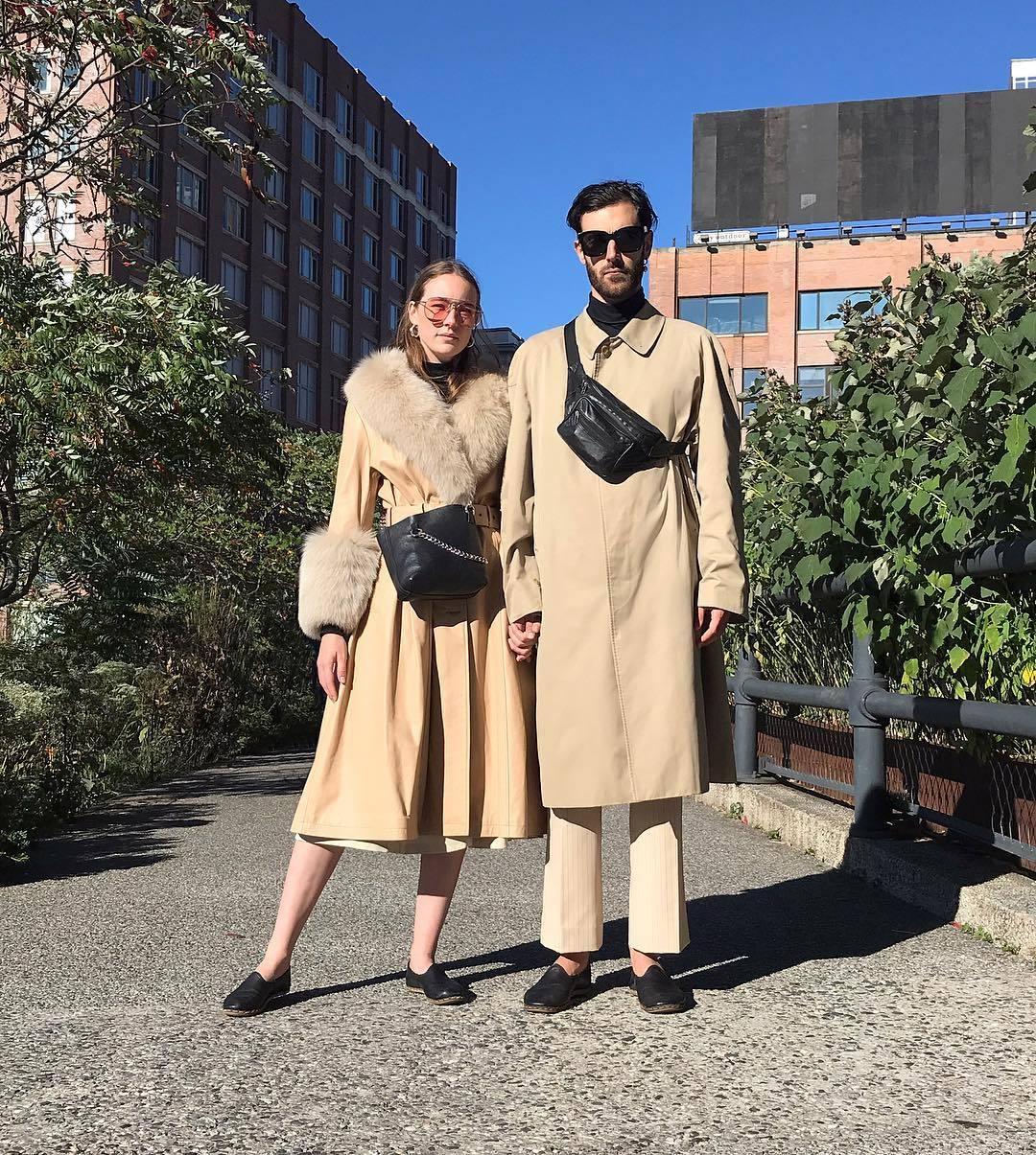 La cuenta de Nelson Tiberghien e Isabelle Chaput, conocidos en...