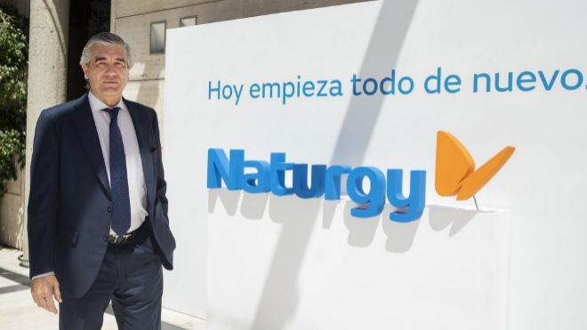 Francisco Reynés, presidente de Naturgy.