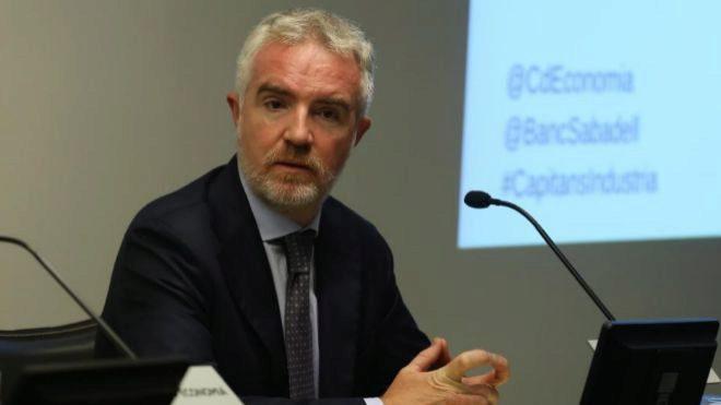 Ignasi Biosca, consejero delegado de Reig Jofre.