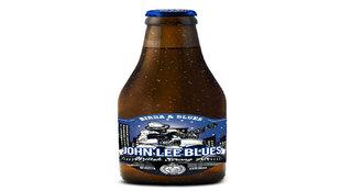 Premiada en la categoría de Strong English Brown Ale, de color...
